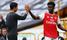 Saka's first Premier League goal keeps Arsenal in Euro race