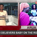 Around Uganda: Woman delivers baby on the roadside