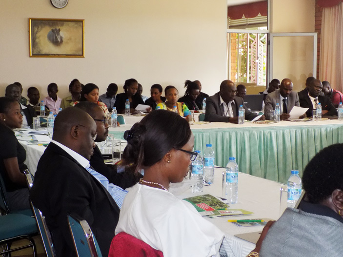ome of the s who attended dialogue hoto by acquiline akandi