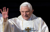 Pope Benedict XVI wants his name removed from new book