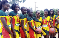 Netball: Makindye Weyonje ready to make a splash