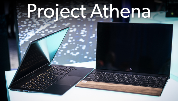 What is Project Athena? Intel looks to revitalise the laptop world once more