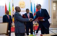 Museveni, Kagame meet in Angola