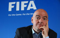Swiss prosecutor launches criminal probe of FIFA chief Infantino