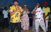 Kisoro's finest Afro-music star thrills revelers