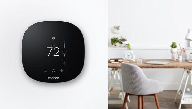 The Ecobee3 Lite smart thermostat just hit an all-time low at Amazon