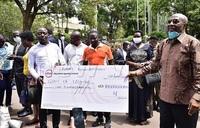 Tycoon Ham donates sh100m to coronavirus relief