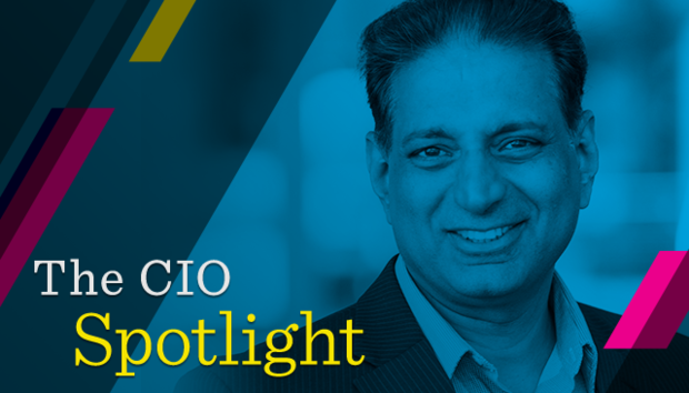CIO Spotlight: Bask Iyer, Dell and Vmware