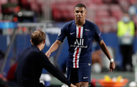 Mbappe hoping for all-French Champions League final