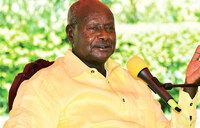 Museveni backs Trump on Russia