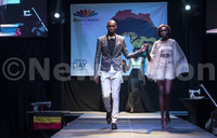 African inspired vibes at Multichoice African night