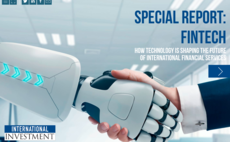 Fintech special report: Technology and the future of int'l financial services