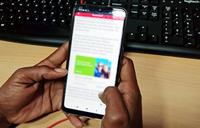'I am directing all headteachers to buy smartphones'