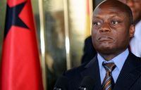 Troubled Guinea-Bissau's new government sworn in