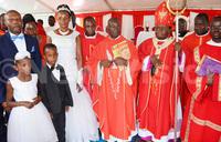 Holy Cross Fathers to man Kkonge - Lukuli