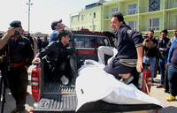 Anger, grief sweep Iraq's Mosul as ferry disaster toll hits 100