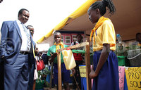 Conserving environment: NWSC partners with schools