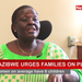 Ex-VP Kazibwe urges families on planning