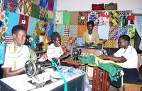 Lira youth benefit from SDF project