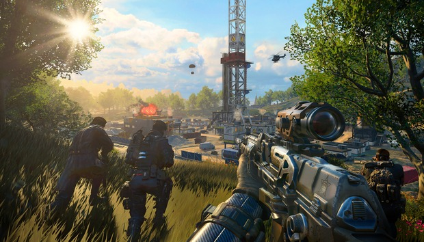 Pick up Call of Duty: Black Ops 4 for 15 percent off before it launches tonight