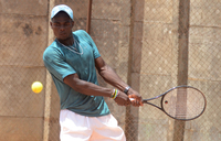 Uganda off to a slow start in UGPRO World Tennis Tour