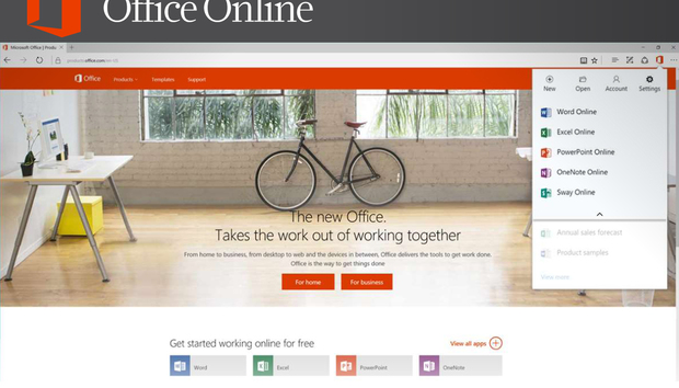 Microsoft: Whatever you do, don't call it Office Online