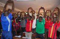 Referees from Northern Uganda trained on new FIFA rules