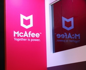 McAfee in talks for US$1B public market return