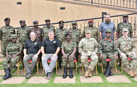 UPDF partners with US to develop civil-military syllabus
