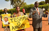 Soroti NRM mobilisers protest over Museveni meeting