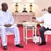 Museveni, Tshisekedihold bilateral talks