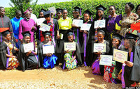 An olive branch to Ugandan teen mothers