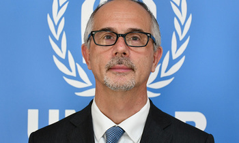 Joel boutroue unhcr representative in uganda may 2018 350x210