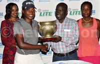 Nakalembe wins Entebbe Ladies Open for the 3rd time