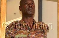 Soldier remanded over murder of Air force commander