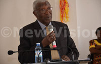 Minister tells district local governments to focus on service delivery