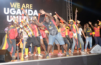 Cranes AFCON 2019 campaign: 'We are Uganda United'