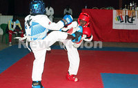 Taekwondo: Dominant Prisons remain on top