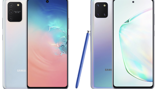 Samsung's new Galaxy S10 and Note 10 Lite editions muddy its premium Android lines