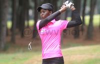 Babirye on top as ladies golf open starts in Entebbe