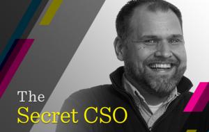 Secret CSO: Robb Reck, Ping Identity