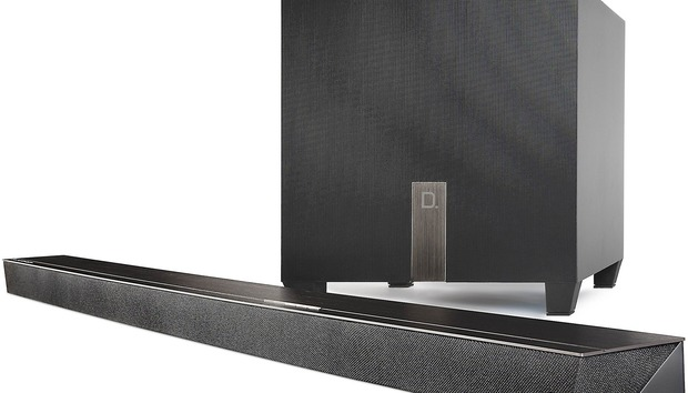 Definitive Technology Studio Slim soundbar review: Its skinny form factor doesn't compromise its sonic punch