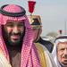 Saudi crown prince kicks off official visit to Paris