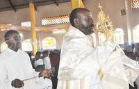 Catholics celebrate  Feast of Corpus Christ