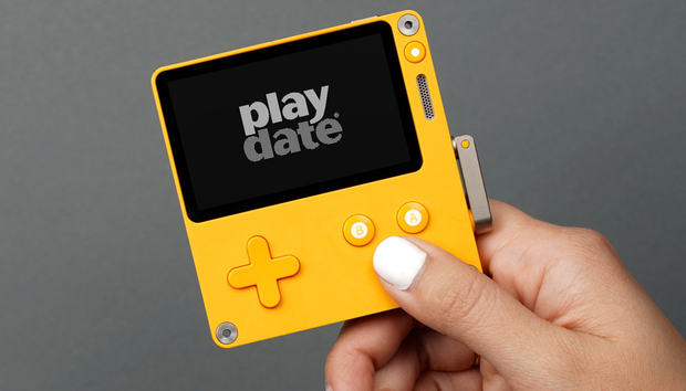 The Playdate gaming handheld is a Game Boy-Model T mashup by Firewatch publisher Panic