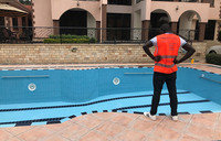 How to build a swimming pool in your compound