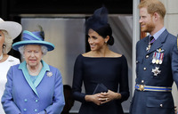 Queen grants Harry and Meghan 'transition period' in Canada