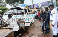 Lugogo accident injures 16