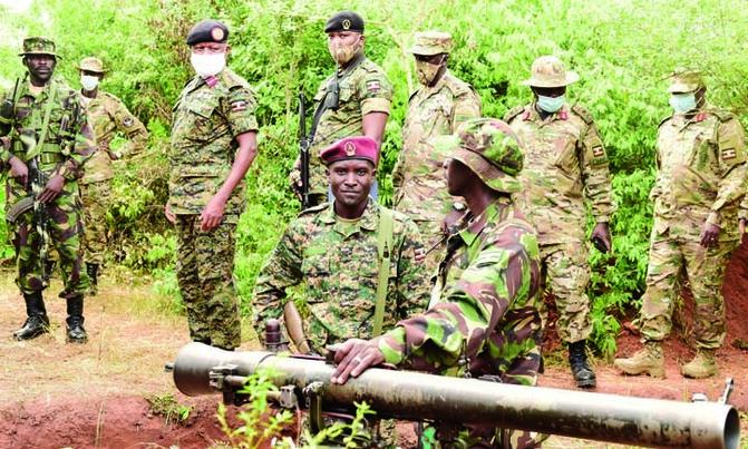 SFC retrains top officers