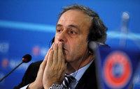 Platini prepares for make-or-break CAS hearing